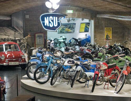 74172 Neckarsulm – Deutsches Zweirad- und NSU-Museum