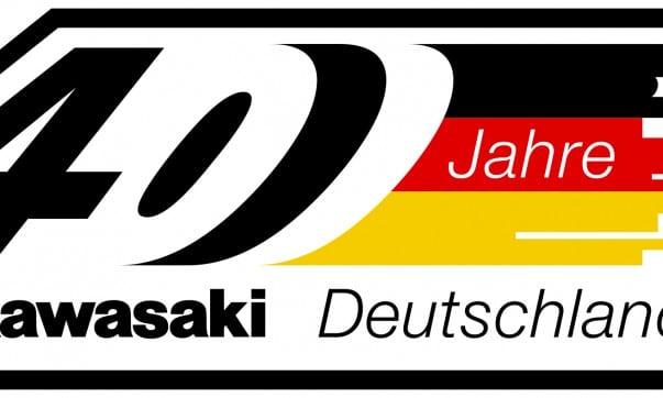 40 Jahre Kawasaki Deutschland