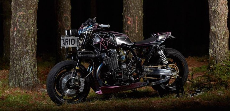"Yamaha XJR1300 - ""Big Bad Wolf"""
