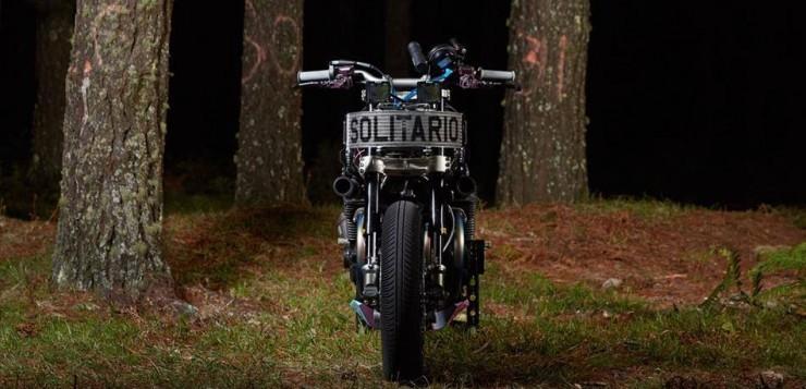 """Yamaha XJR1300 - """"Big Bad Wolf"""""""