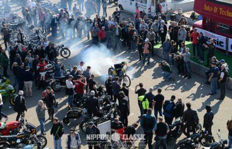 Motorrad-Klassikertreffen Sinsheim