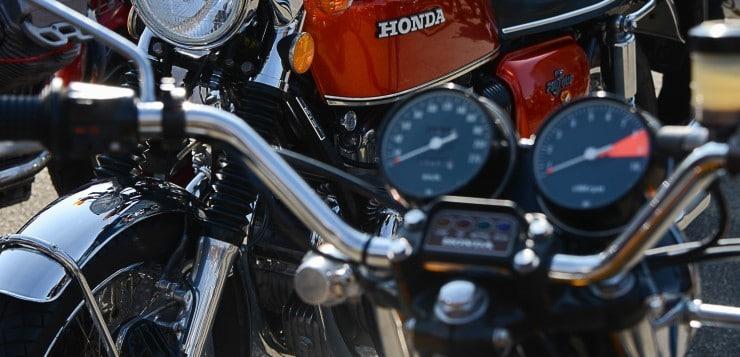 Das Jahrhundert-Motorrad im Doppelpack - Honda CB 750