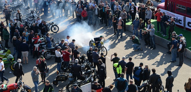 36. Motorradklassiker-Treffen Sinsheim (Quelle: Nippon-Classic.de)