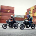 Customized by JvB-moto: Yamaha XSR700