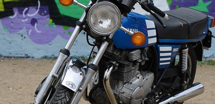 Yamaha XS 360