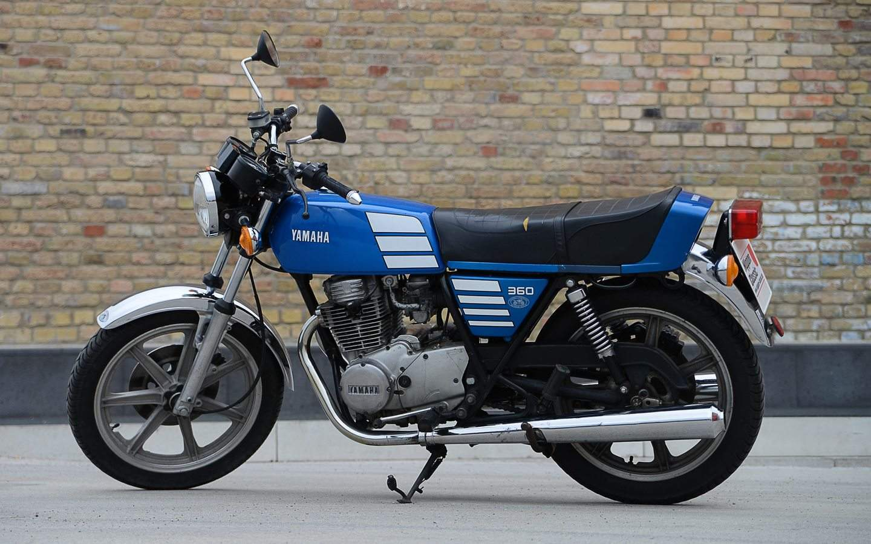 Yamaha Xs E
