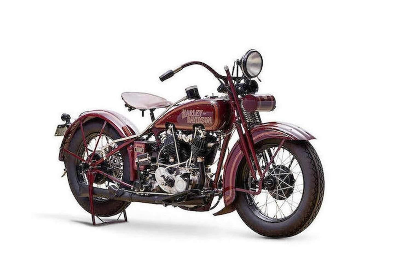 Harley-Davidson Two Cam (1928)
