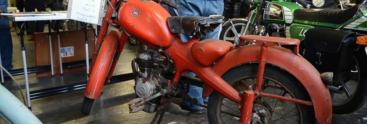 Arno's Moped- und Teilemarkt