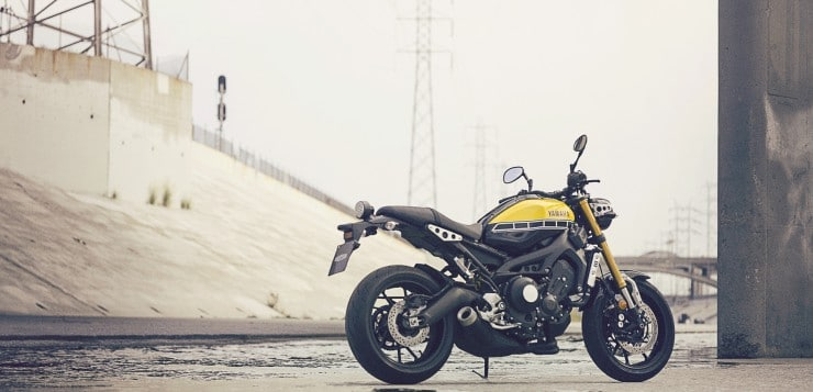 Faster Sons - Yamaha XSR 900