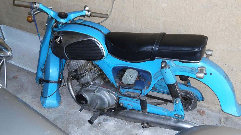 Honda C72 zu verkaufen