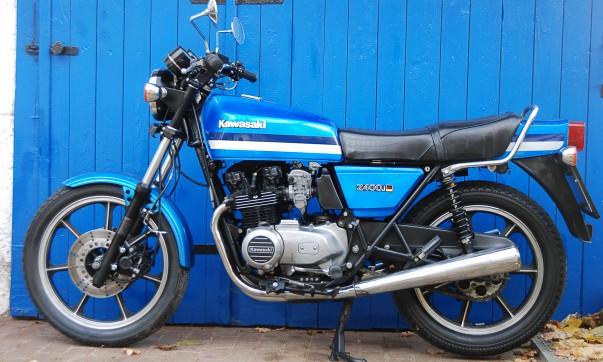 Kawasaki Z 400J