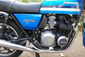 Kawasaki Z 400J Motor
