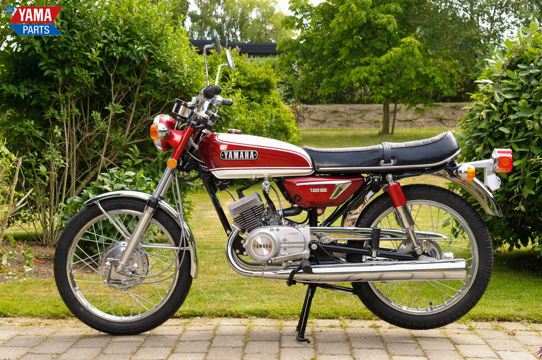 Yamaha Rd  Baujahr