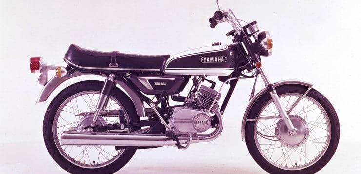 Yamaha AX 125