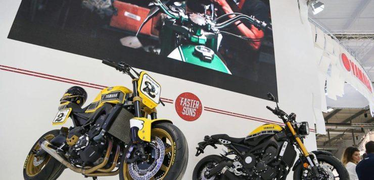 """Yamaha XSR 900 von """"Faster Sons"""""""