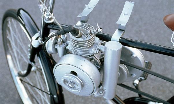 Honda Fahrradmotor