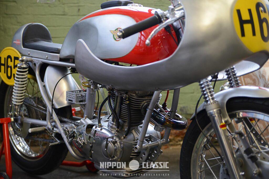Tiptop - Ducati-Rennmaschine