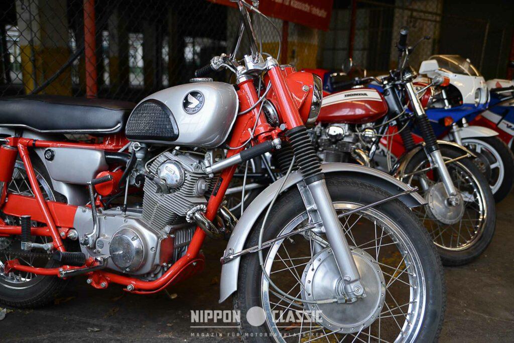 Honda-Scrambler – CL 77 und CL 250