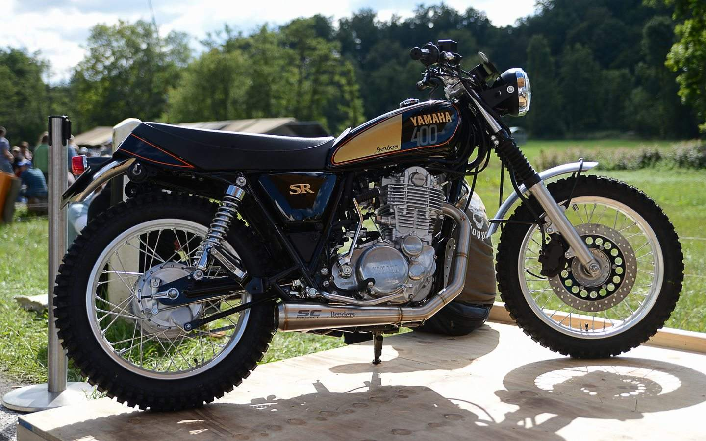 Yamaha SR 400 von Benders