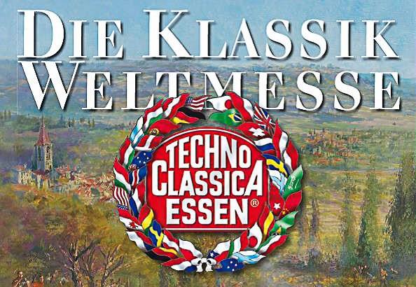 Techno-Classica Essen 2016