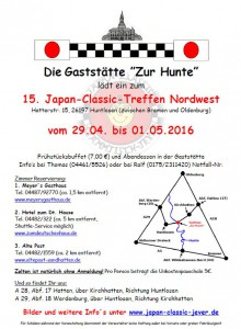 15. Japan-Classic-Treffen Nordwest