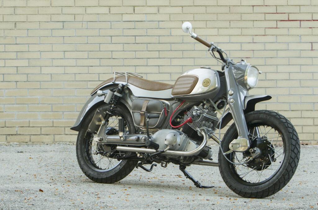 Moto-Mucci Honda CA95 Dream von Dave Mucci aus Chicago