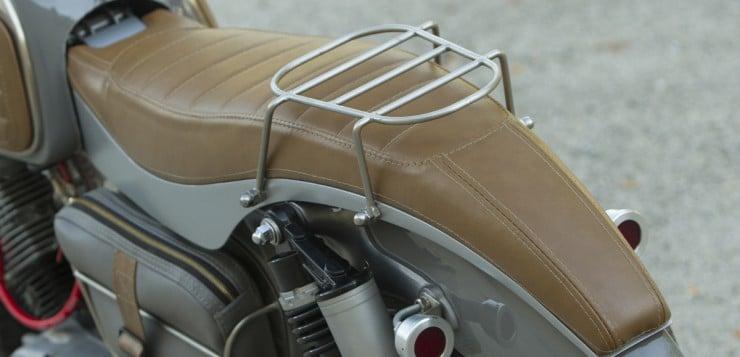 Custom Honda CA95 Dream von Dave Mucci