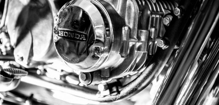 Honda CB 500 Four Café Racer