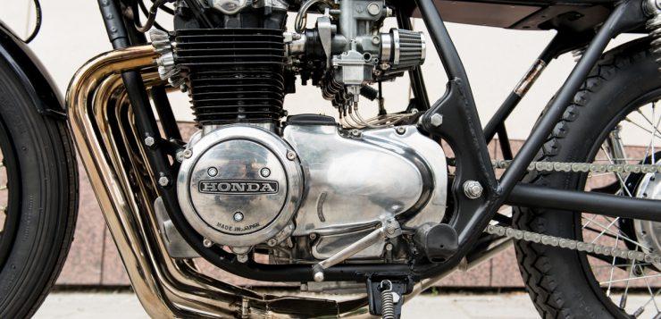 Honda CB 500F Café Racer