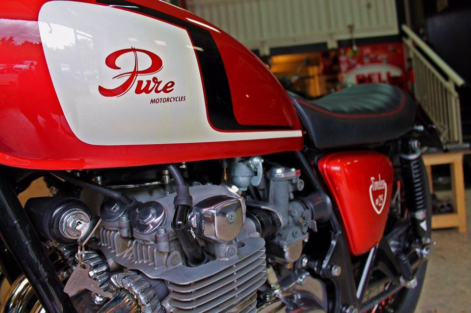 """""""Nomen Est Omen"""": Pure Motorcycles"""