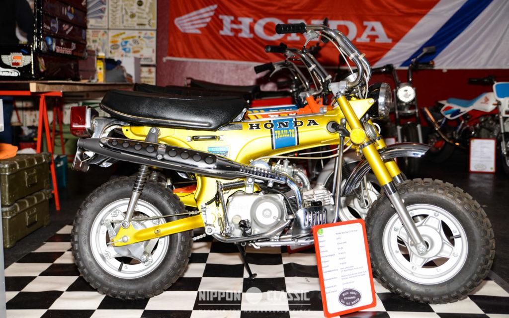 Honda Dax CT 70 Trail von 1971