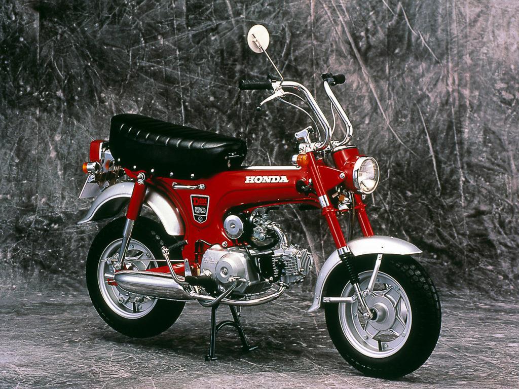 Honda Dax ST 50 von 1969