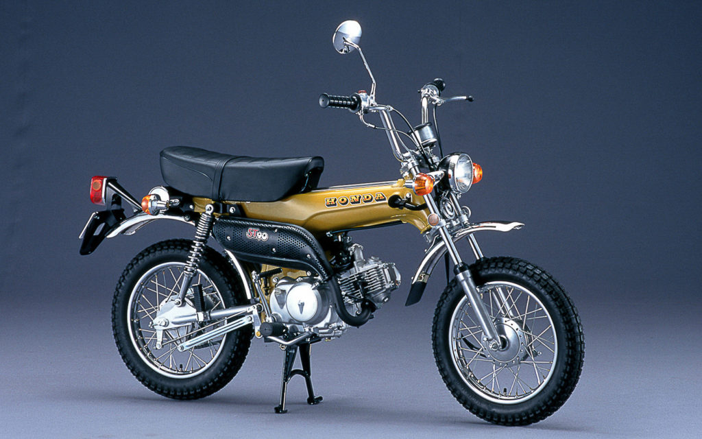 "Honda Dax ST 90 ""Mighty"""
