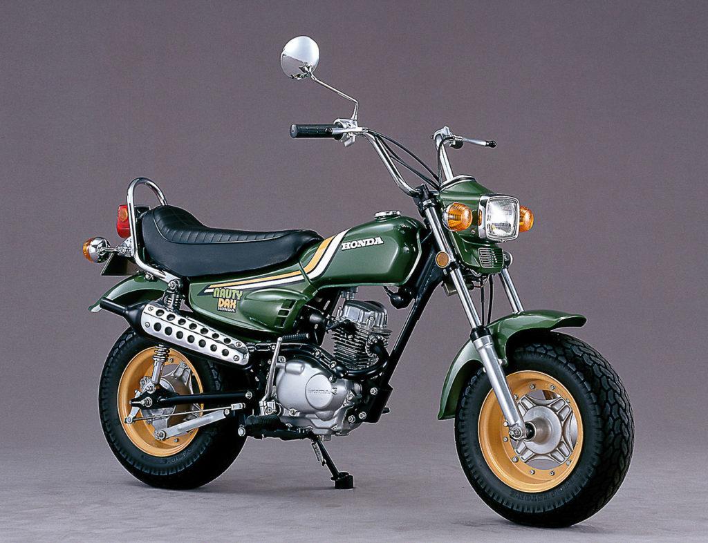 Honda Dax CY50 von 1973