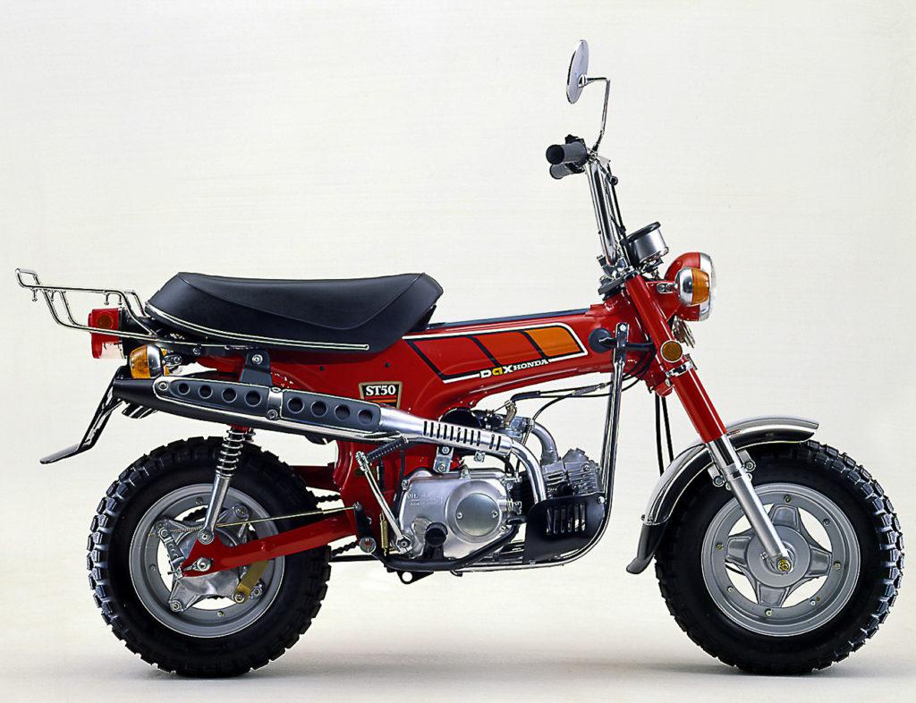 Honda Dax ST 50 anno 1978