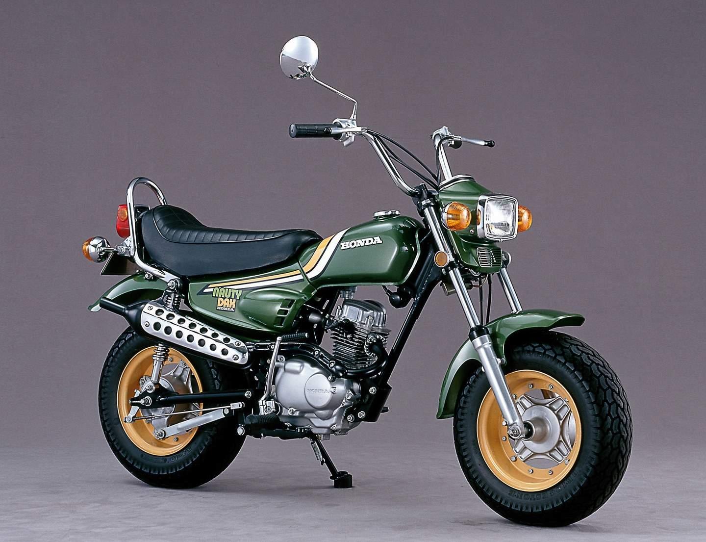 Honda Dax 1969 1999 Motorrad Fr Die Westentasche 1970 Ct70 Fuel Tank Cy50 Au Dem Jahr 1973 Quelle Motor Co