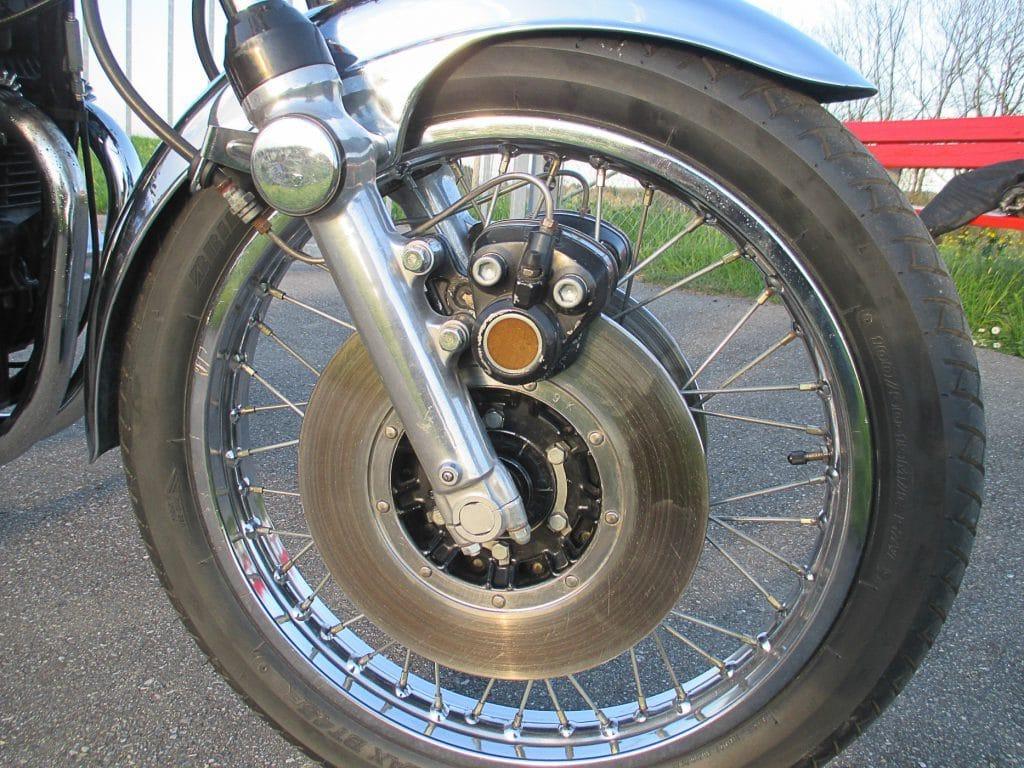 900 Z1 Bremsscheibe