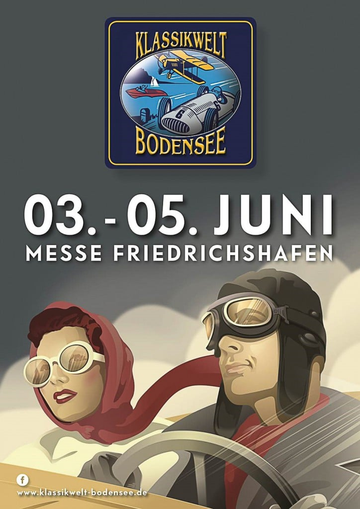 Klassikwelt Bodensee 2016
