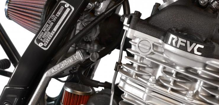 "Honda NX 650 Dominator ""Coyote"""