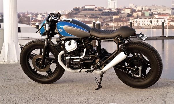 """Honda CX 500 Café Racer """"Blubber"""""""