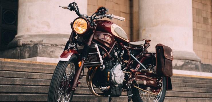 Yamaha XSR700 Akatombo