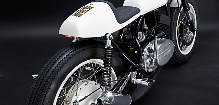 Yamaha RD 250 Café Racer