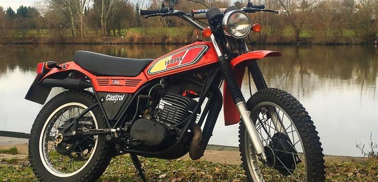 Yamaha DT 250 MX