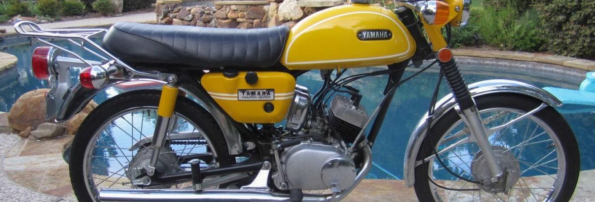 Yamaha HS1 (1968 – 1971) – kleine Unbekannte
