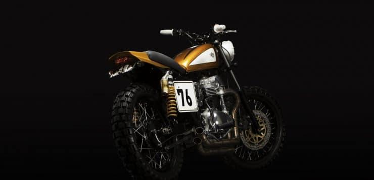 Kawa W 650 Gold Digger