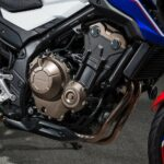 Honda CB 500 F Modelljahr 2016