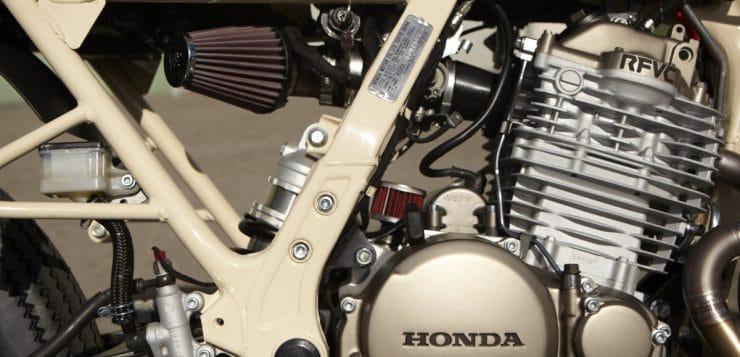 CRD#25 - Honda NX 650