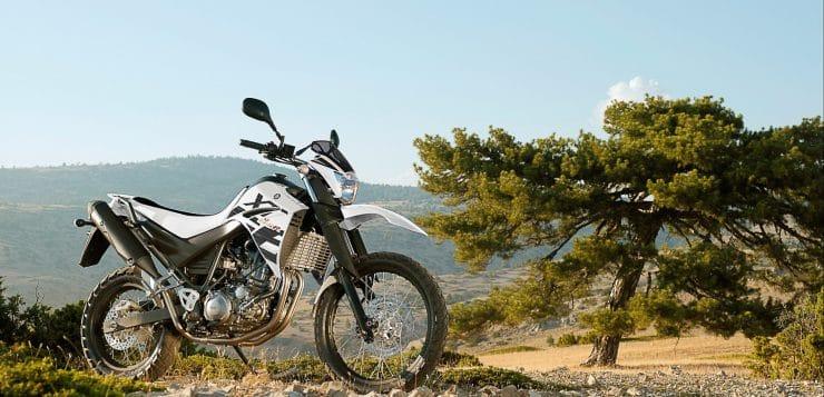 Yamaha XT660R