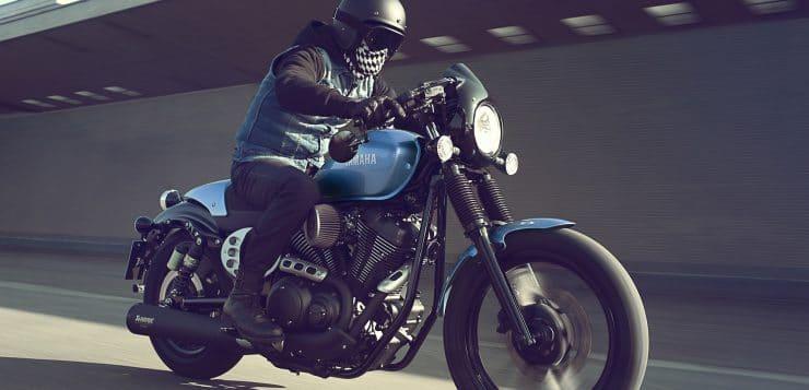 XV950 Racer ABS
