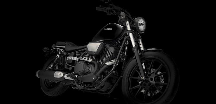 Yamaha XV950 ABS